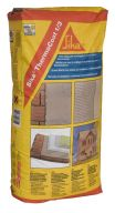 Mortier-colle hautes performances Sika ThermoCoat-1/3 gris    25kg