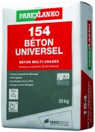 BETON GRIS TRADITIONNEL 154 25KG