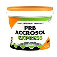 PRIMAIRE D ADHERENCE A SECHAGE RAPIDE ACCROSOL EXPRESS 15 KG