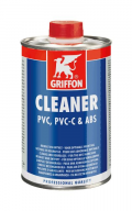 CLEANER 500ml veritable decapant pour PVC rigide, PVC-C en ABS