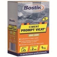 Ciment prompt Vicat BOSTIK sac 1kg