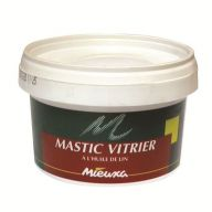 Mastic vitrier sticker beige 500g