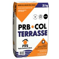 Mortier Colle Ameliore Special Terrasse - PRB.COL SPECIAL TERRASSE BEIGE