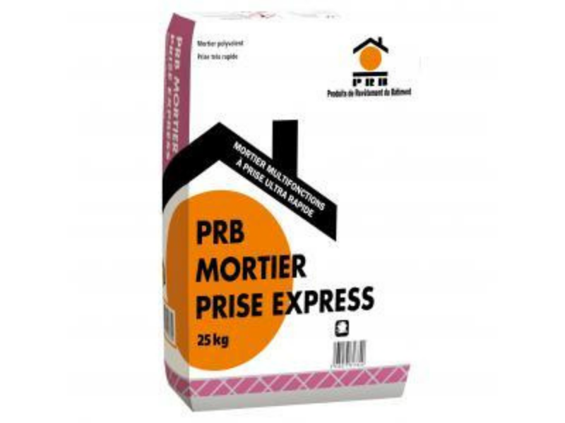 PRB MORTIER PRISE EXPRESS